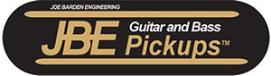 Buy JBE Joe Barden Pickups from SplitRock Guitars